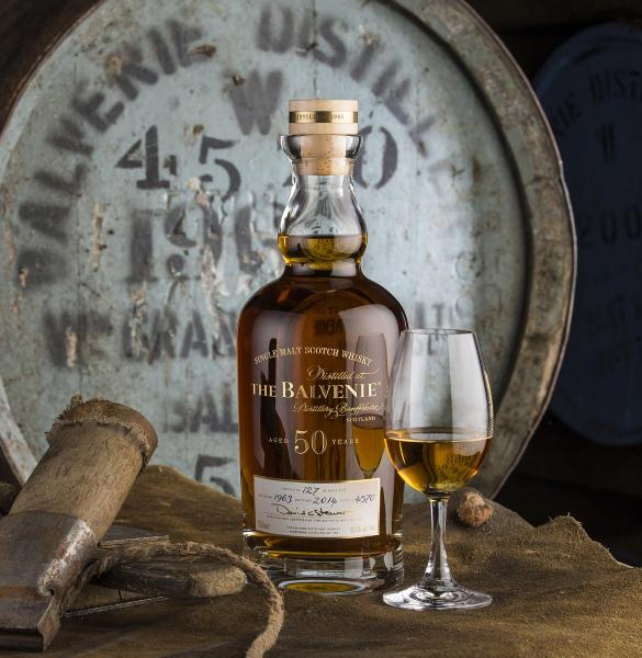 The balvenie 50 price